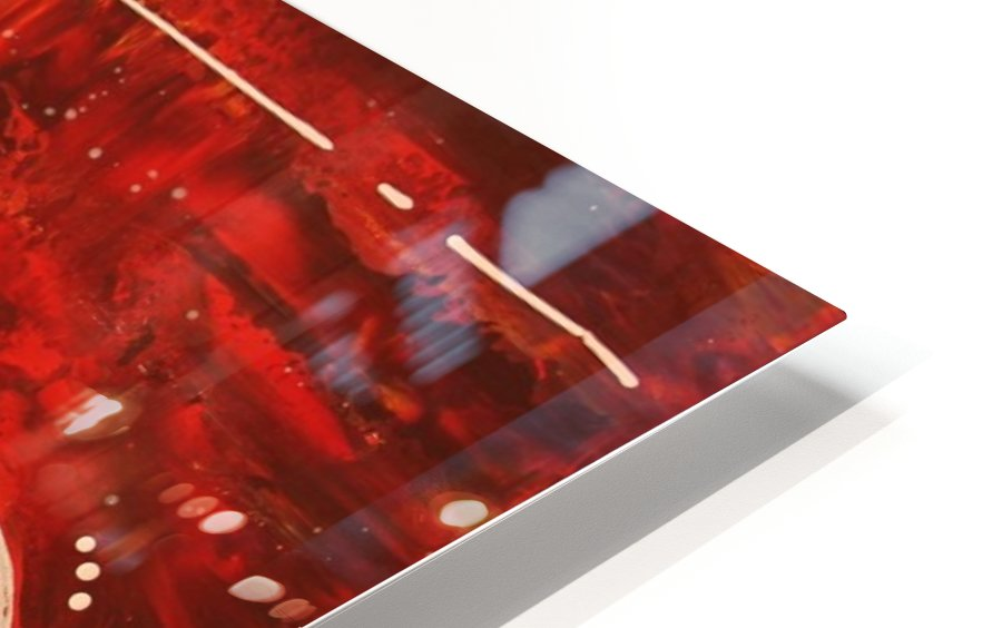 Mis à Nu HD Sublimation Metal print