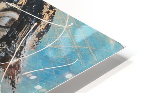 Naître à Soi HD Sublimation Metal print