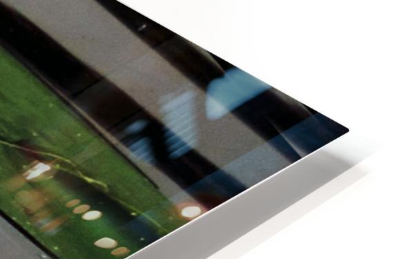 FloweringLilyPad HD Sublimation Metal print