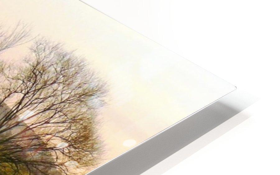 Trent reflection Impression de sublimation métal HD