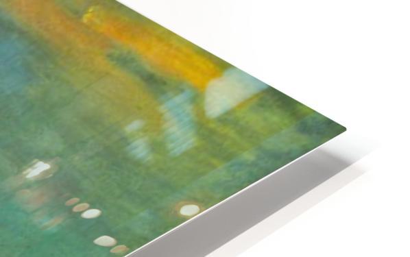 Sunrise by Monet HD Sublimation Metal print
