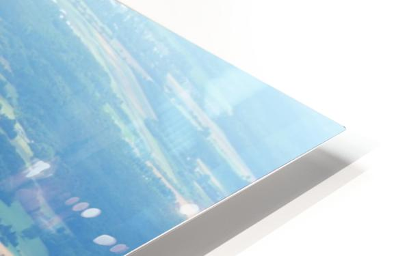 Airplain HD Sublimation Metal print