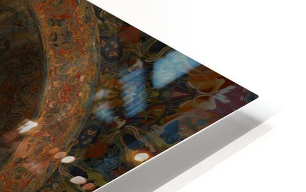 Tibetan Window HD Sublimation Metal print
