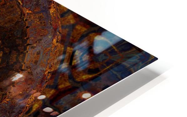 Tamarin HD Sublimation Metal print