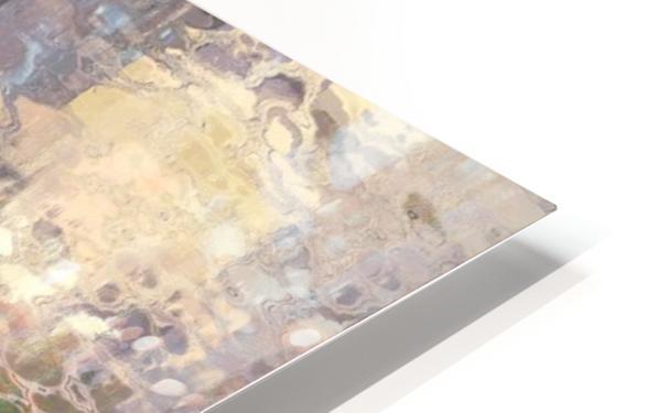 Dutch Shore HD Sublimation Metal print