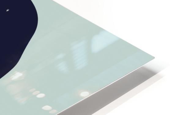 AU BOUT DES REVES HD Sublimation Metal print