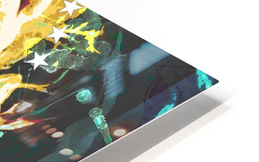 Marley HD Sublimation Metal print