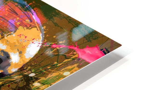 M 50 0 HD Sublimation Metal print