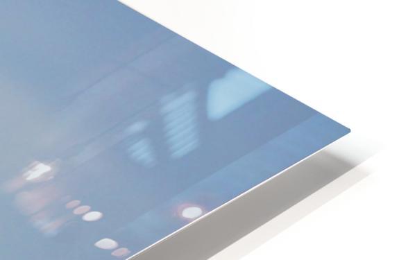 Dandelion Impression de sublimation métal HD