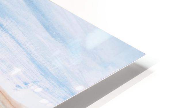 Three sailboats. HD Sublimation Metal print