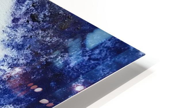 Zipper HD Sublimation Metal print