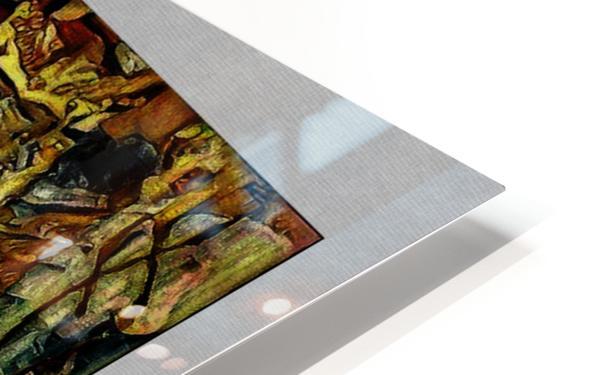 Ang Publema ni Mr. Kebab (Mr. Kebab's Dilemma) HD Sublimation Metal print