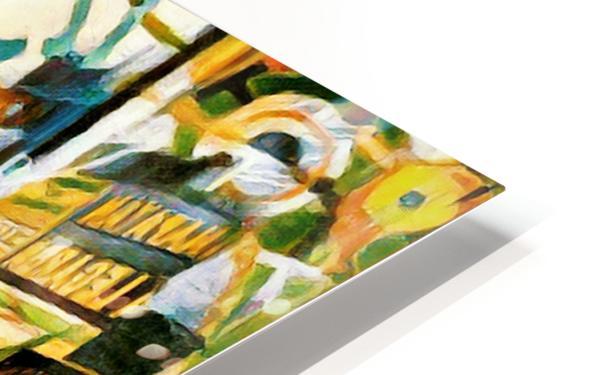 Cyclic Realities in Legarda 1097 HD Sublimation Metal print