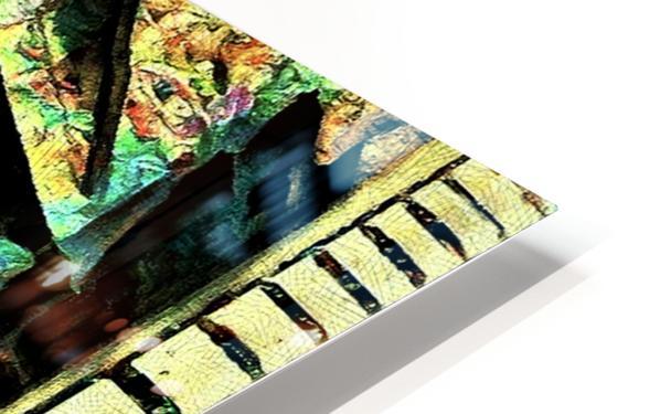 Voyeurs of Sta Cruz Lodge HD Sublimation Metal print