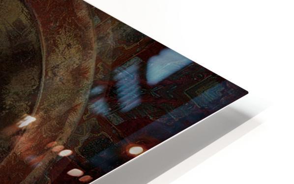 Maltese Window HD Sublimation Metal print