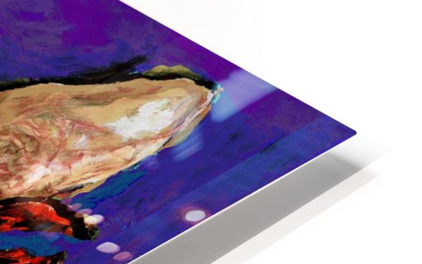TACO & LIME HD Sublimation Metal print