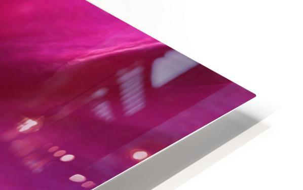 Pistil wave HD Sublimation Metal print