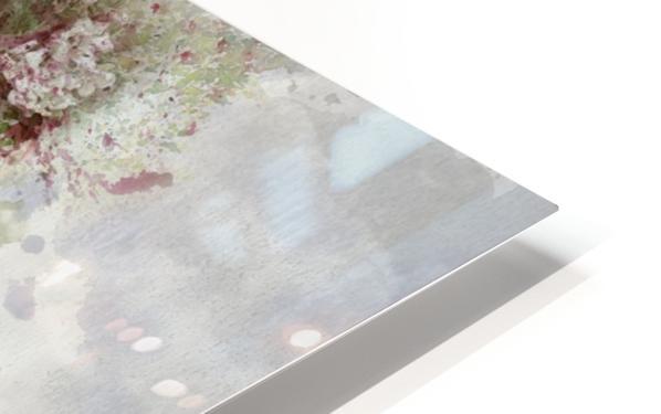 face HD Sublimation Metal print