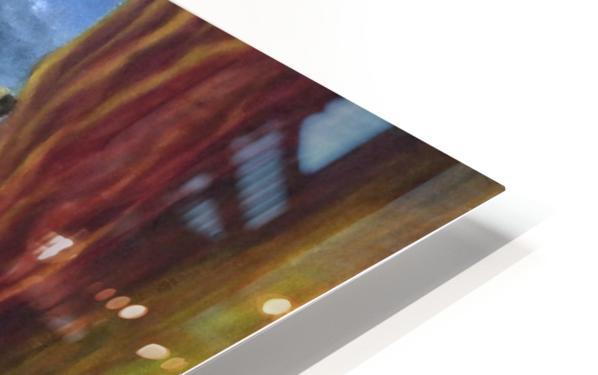 Pizzicato HD Sublimation Metal print