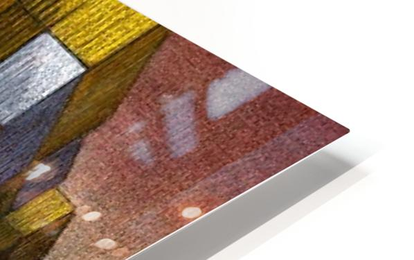 Freedom HD Sublimation Metal print