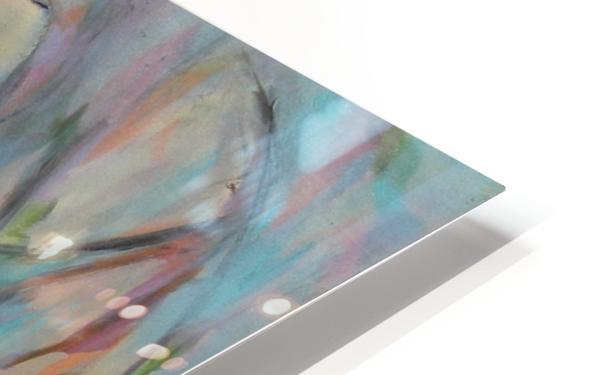 Blossoms -3 HD Sublimation Metal print