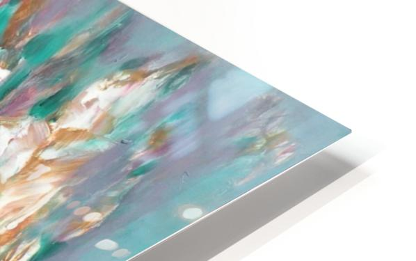 Blossom 1 HD Sublimation Metal print
