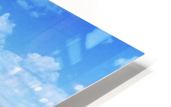 Pine Bluff, AR | Port Sign HD Sublimation Metal print
