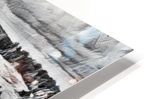 Mitchell Intermediate HD Sublimation Metal print