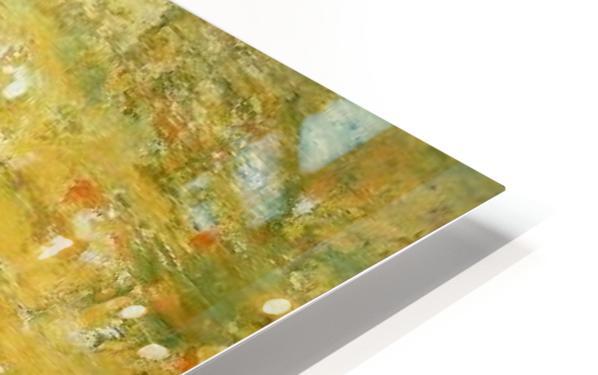 Mount Temple HD Sublimation Metal print