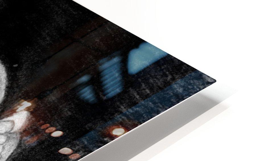 In Safe Hands HD Sublimation Metal print