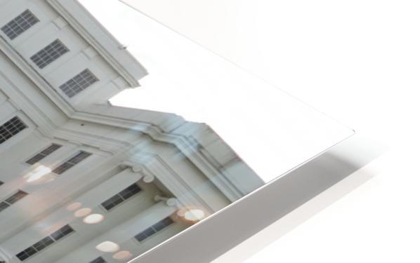 ALABAMA ARCHIVES BUILDING HD Sublimation Metal print