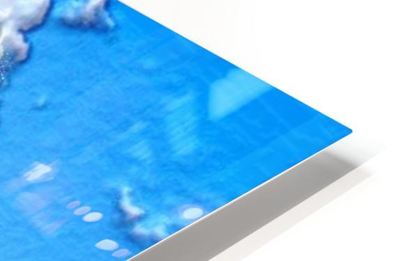 Art   Photo  EDRY team 1 HD Sublimation Metal print