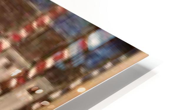 Gondola HD Sublimation Metal print