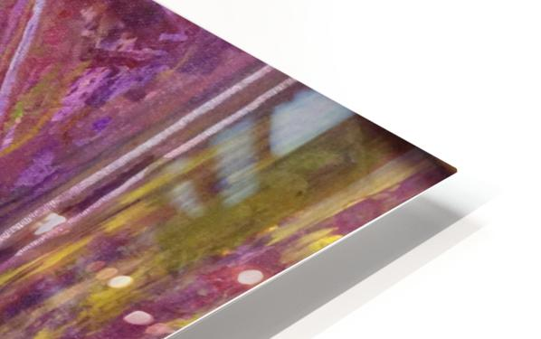 Change is Inevitable Abstract Painting HD Sublimation Metal print