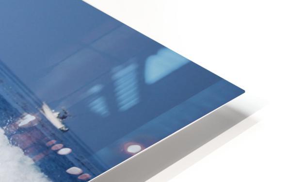 Califonia surfer HD Sublimation Metal print
