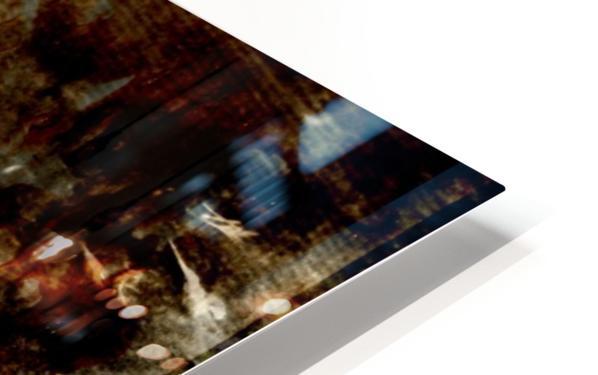 Jaguar Guyana HD Sublimation Metal print