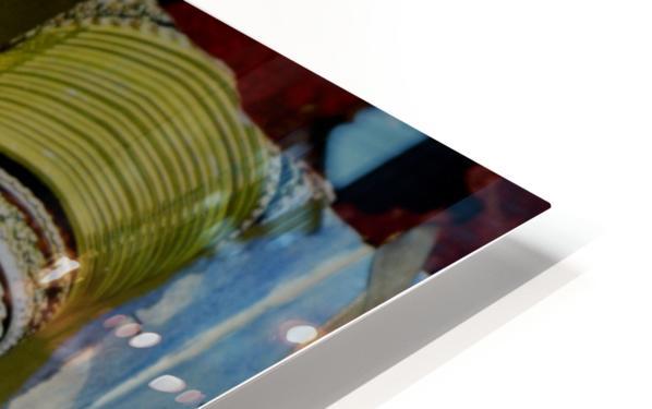 Collage Scrapbooks 2 HD Sublimation Metal print
