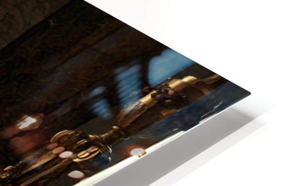 Versailles & Window HD Sublimation Metal print