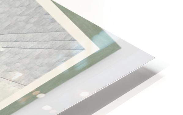 Roadrunner ng Bustillos HD Sublimation Metal print