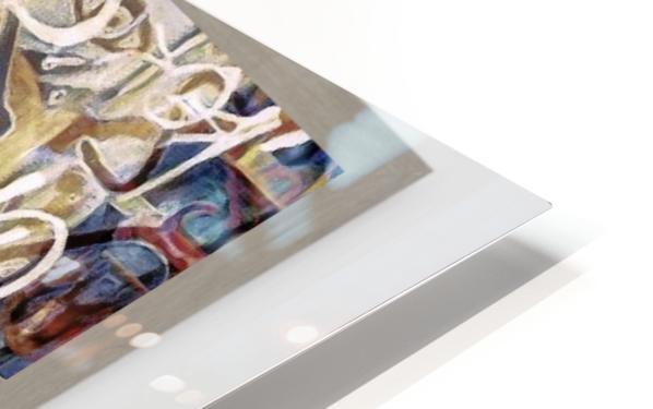 Luqas: Ang Patron ng mga Trasher HD Sublimation Metal print