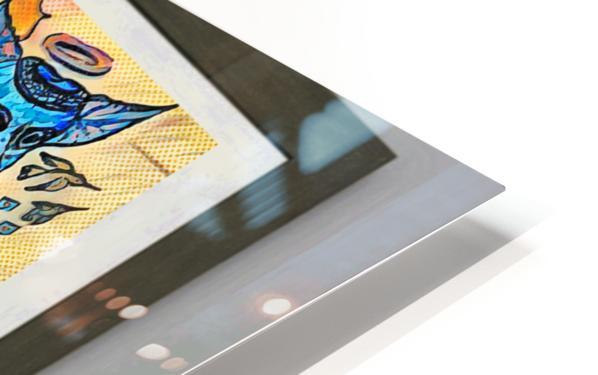 Salience HD Sublimation Metal print