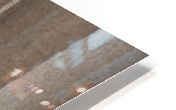 Inside the walls HD Sublimation Metal print