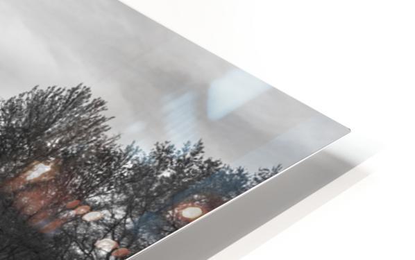 Bridge of dreams HD Sublimation Metal print