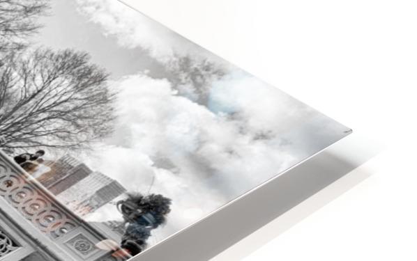 Bow Bridge HD Sublimation Metal print