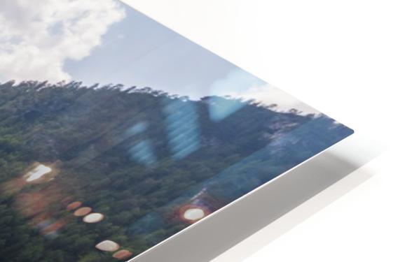 Lake of Braies HD Sublimation Metal print