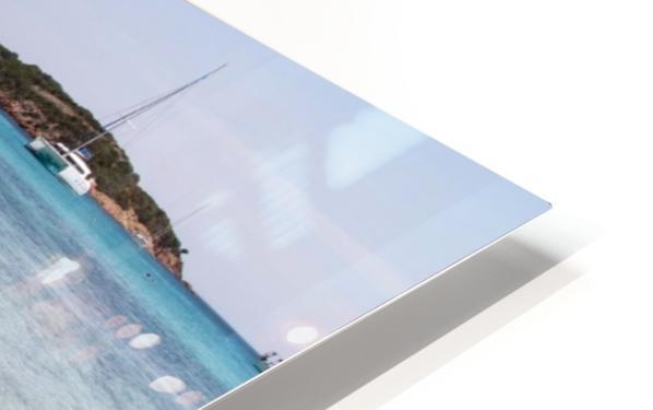 Rondinara beach HD Sublimation Metal print
