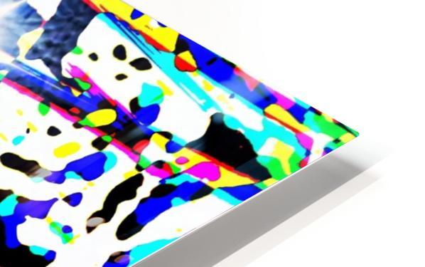 Third Eye HD Sublimation Metal print