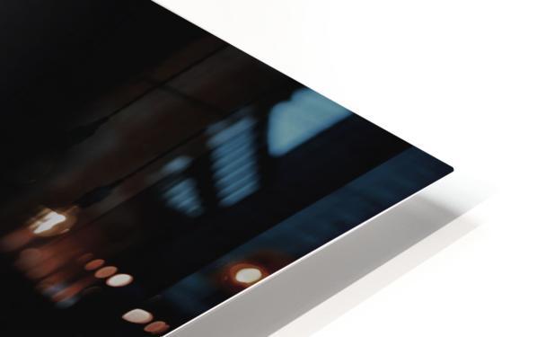 Tiny - walking HD Sublimation Metal print