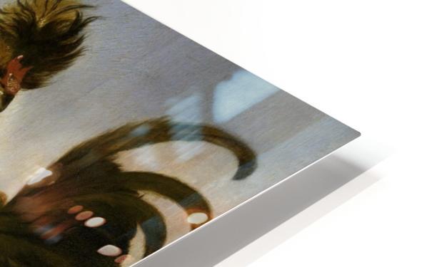Aelbert Cuyp Rooster HD Sublimation Metal print