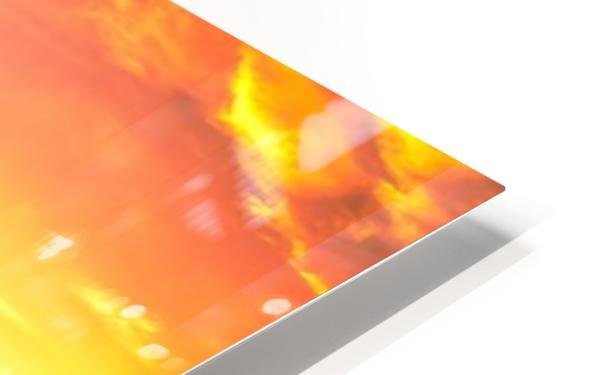 Nashville Skyline HD Sublimation Metal print